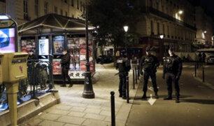 Francia: identifican al autor del atentado terrorista ocurrido en París