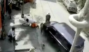 Los Olivos: familiares de albañil atropellado denuncian amenazas de muerte
