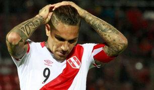 WADA no piensa suspender sanción a Paolo Guerrero