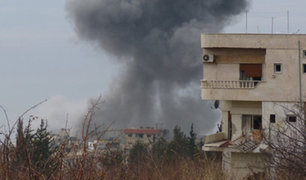 Siria: atentado con coche bomba deja a más de 20 personas fallecidas
