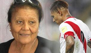 "Doña Peta sobre caso Paolo Guerrero: ""Con esto se va a demostrar que es inocente"""