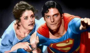 "Falleció Margot Kidder, la actriz que interpretó a Luisa Lane en ""Superman"""