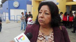 Congresista Foronda anunció que condenada por terrorismo ya no trabaja en su despacho