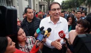 """Presidente Vizcarra: """"los violadores deben ir a la cárcel y morir ahí"""""""