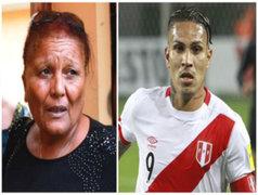 Paolo Guerrero y Doña Peta reciben emotivo mensaje durante vuelo a Lima