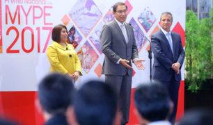 """Presidente Vizcarra afirma que el Gobierno atenderá """"entusiasmo"""" de Mypes"""