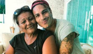 Doña Peta celebró el triunfo de Paolo Guerrero