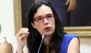 Marisa Glave: mucha gente debe sentir rabia por lo que se sabe de Villarán