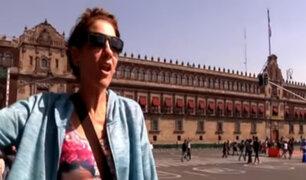 Gigi Mitre estuvo en México y te invita a vivir una increíble experiencia