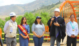 Presidente Vizcarra asegura que intensificará cultura de prevención ante sismos