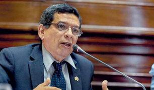 Congresista Cevallos justifica contratación en el Estado de condenados por terrorismo