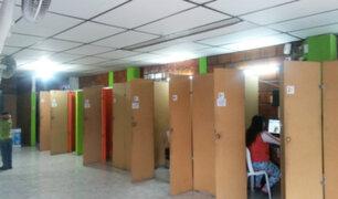 Chaclacayo: intentaban robar más de 30 computadoras pero fueron sorprendidos