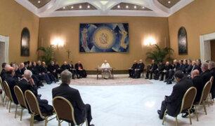 Vaticano: obispos chilenos presentan su renuncia ante el papa Francisco