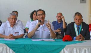 Presidente Vizcarra afirma que evaluará la castración química para violadores