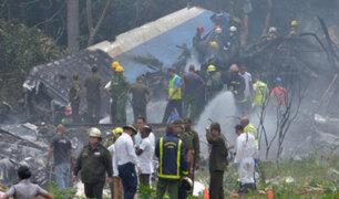 Cuba: Avión comercial se estrella al despegar en La Habana