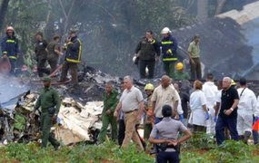 Accidente aéreo en Cuba: solo tres pasajeros lograron  sobrevivir