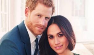 Conozca los últimos detalles de la boda real entre el príncipe Harry y Meghan Markle