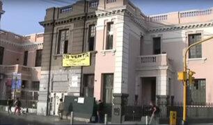 Subastarán 'búnker' de Vladimiro Montesinos y casas de terrorista