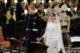 Príncipe Harry y la actriz Meghan Markle se casaron en emotiva ceremonia