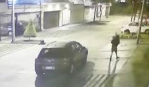 Magdalena: delincuentes armados roban camioneta de lujo marca BMW