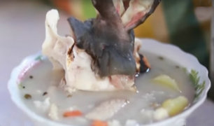 Conozca los diferentes tipos de sopas que consumen los limeños para combatir el frío