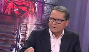 """Marcos Ibazeta: """"El Estado todavía está en guerra"""""""