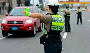 Arequipa: niño con leucemia cumple su sueño de convertirse en policía