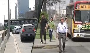 """Maratón """"42K"""": evento generó malestar en vecinos y conductores"""