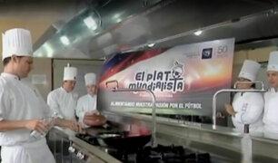 'Plato Mundialista': conozca a los ganadores del concurso de comida peruana-rusa