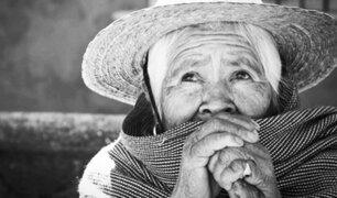 Casos de ancianos que viven abandonados en la calles