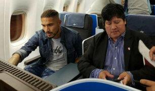 Zurich: hinchas de la Selección Peruana esperan llegada de Paolo Guerrero