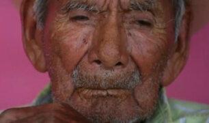 Este podría ser el hombre vivo más viejo del mundo [VIDEO]