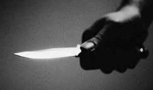 Carabayllo: tres personas acuchilladas deja pelea de enamorados