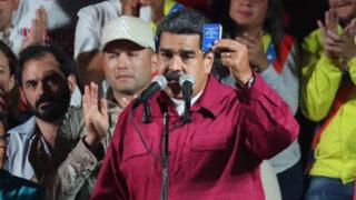 Nicolás Maduro juró como presidente reelecto ante la Asamblea Constituyente