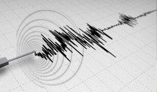 Sismo de magnitud 3.5 se reportó esta mañana en Cajamarca