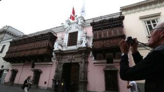 """Perú expresa su """"no reconocimiento""""  a las elecciones en Venezuela"""