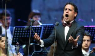 Rusia: Juan Diego Florez cantará en Moscú antes del Mundial