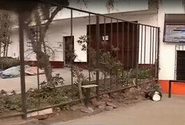 SJM: municipio retirará rejas de la vía pública tras denuncia de Panamericana