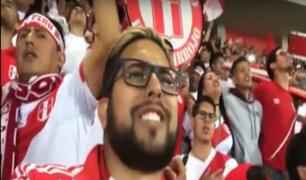 """Hincha viajero de la selección: """"Casi termino preso en Miami por seguir a Gareca"""""""