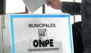 Familiares de alcaldes también buscan ocupar sillones municipales