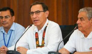 Presidente Vizcarra presidirá nueva edición del Muni Ejecutivo en Tacna