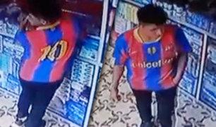 Chanchamayo: dueña de botica se enfrenta a ladrón y evita robo