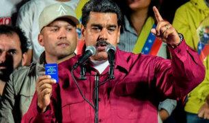 Venezuela: Presidente Maduro aseguró haber triunfado en la OEA