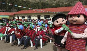Minsa desarrolla acciones preventivas para proteger a escolares del friaje