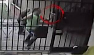Lince: vecinos atemorizados por reiterados ataques de violento sujeto