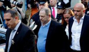 EEUU: se entregó Harvey Weinstein por denuncias de delitos sexuales