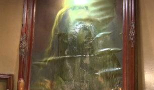 EEUU: imagen de Cristo derrama lágrimas y le atribuyen poderes milagrosos