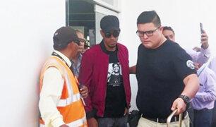 Pedro Gallese llega a Chiclayo para someterse a prueba de ADN