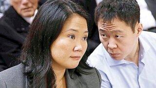 Kenji Fujimori afirma que anhela limar asperezas con su hermana Keiko
