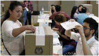 Colombia: elecciones presidenciales registra masiva participación de ciudadanos